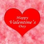 Happy Valentines — Stock Photo