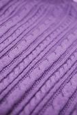 Knit pattern — Stock Photo