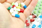 Pills (3) — Stock Photo
