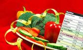 Zdravá strava — Stock fotografie