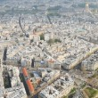 Stock Photo: Paris - aerial view