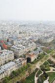在巴黎的飞行 — 图库照片