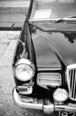 Retro car — Stock Photo