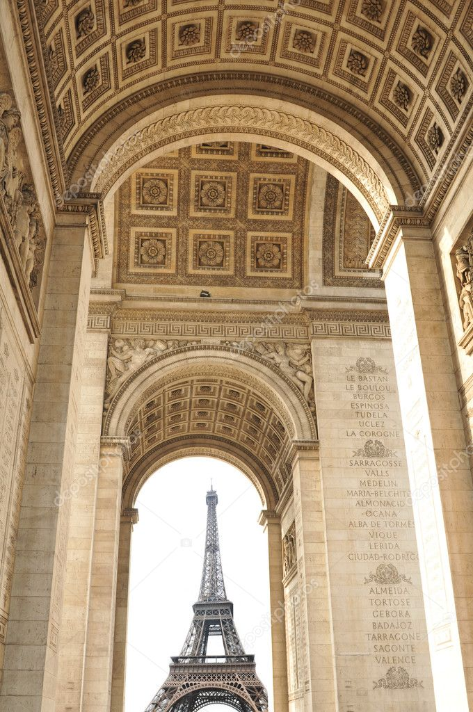 Parisian architecture stock photo lucianmilasan 6519250 for Architecture parisienne