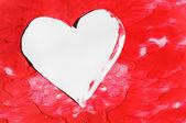 Serce streszczenie — Zdjęcie stockowe