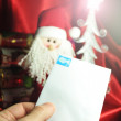 Letter to Santa — Stock Photo #6587594