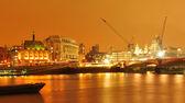 London by night — Stock Photo