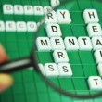 Mental health — Stock Photo