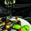 Mussels dish — Stock Photo #6639063