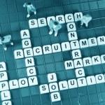Job hunting — Stock Photo