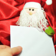 Letter to Santa — Stock Photo #6672528