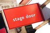 Fase deur — Stockfoto