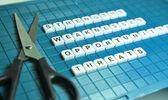 SWOT analysis concept — ストック写真