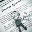 Tenancy agreement - Photo