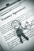 Tenancy agreement — Stock fotografie