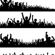 Stock Vector: Crowd Collection 2