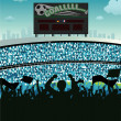 Royalty-Free Stock Vector Image: Stadium Ambient