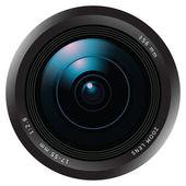 Camera Lens — Cтоковый вектор