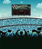 Stadium Ambient — Stock Vector