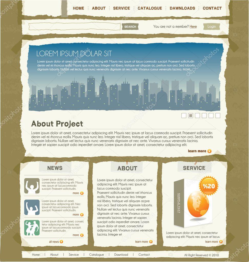 Web page design analysis essay