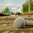 Microphone — Stock Photo #5978474