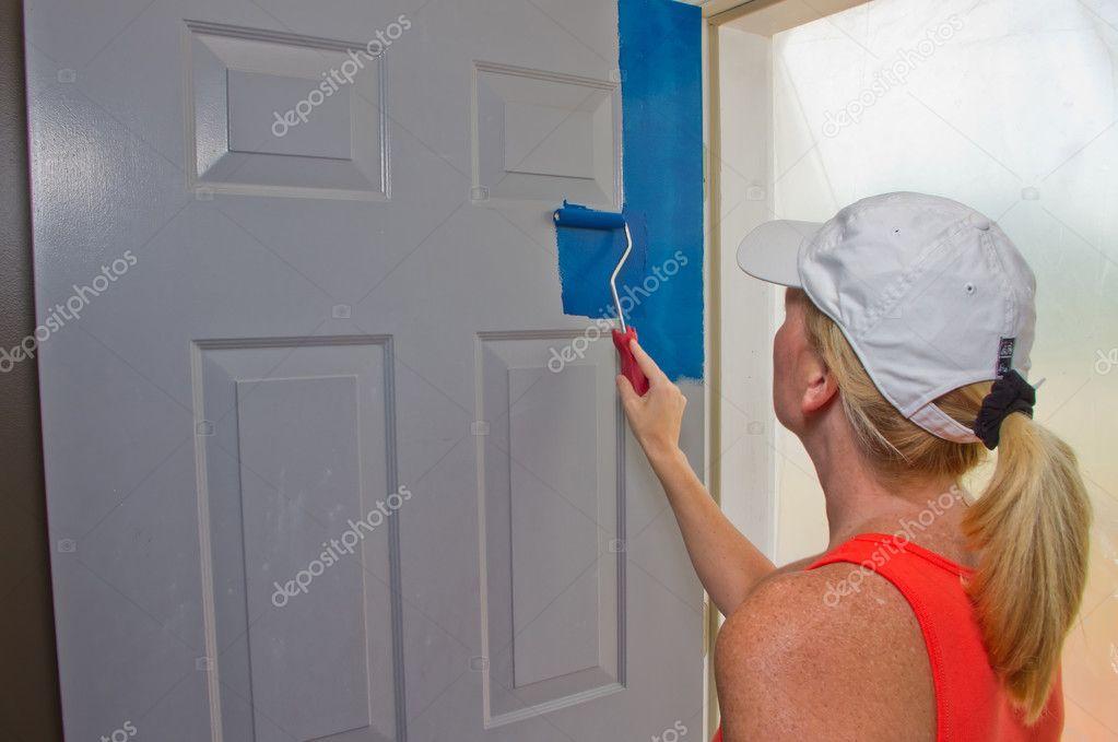 Покрасит квартиру своими руками 37