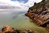 Sea cliff. — Stock Photo