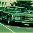 Old Fashioned Car — Photo