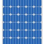 Solar panel — Stock Vector #5984795