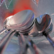 Spoons — Stock Photo