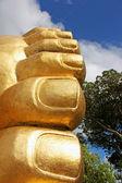 Buddha Feet — Stock Photo