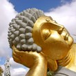 Buddha rested — Stock Photo
