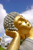 Buda descansou — Foto Stock