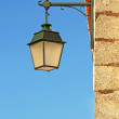 Royalty-Free Stock Photo: Ancient street lamp