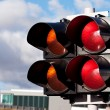 Royalty-Free Stock Photo: Traffic lights of racing