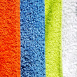 Stock Photo: Colorful cotton towels