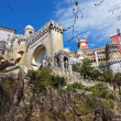 Palace of Pena - Stock Photo