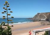Arrifana beach — Stock Photo