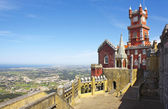 Palace of Pena, Sintra — Stock Photo