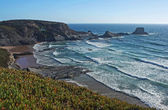 Playa de zambujeira — Foto de Stock