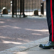 British Royal Guard, London, UK - Stock Photo