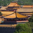 Forbidden City, Emperor's Palace, Beijing, China - Stock Photo