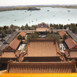 Stock Photo: Kunming Lake from Longevity Hill Summer Palace Beijing China