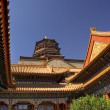 Summer Palace Clear Blue Sky Beijing, China — Stock Photo