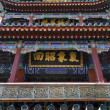 Stock Photo: Longevity Hill Tower of Fragrance of BuddhClose Up Sum