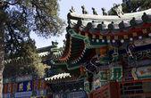 Beihai świątyni budynków pekin chiny — Zdjęcie stockowe