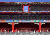 Gugong Forbidden City Palace Beijing China — Stock Photo