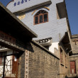 Stock Photo: Christian Church Rural China