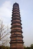 Ancient Iron Buddhist Pagoda Kaifeng China — Stock Photo