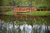 Weilaiyu Shanghai Suburbs Garden — Стоковое фото
